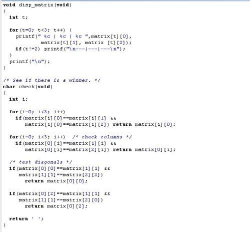 Fungsi Disp_matrix()