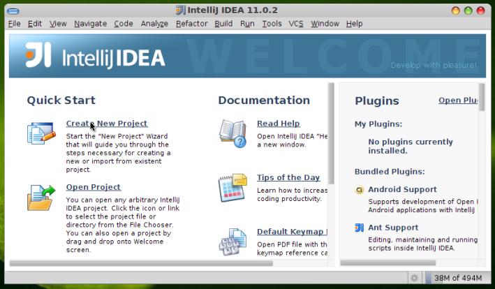 Install Intellij IDEA di Linux Mint – Galberto Tuwondila's
